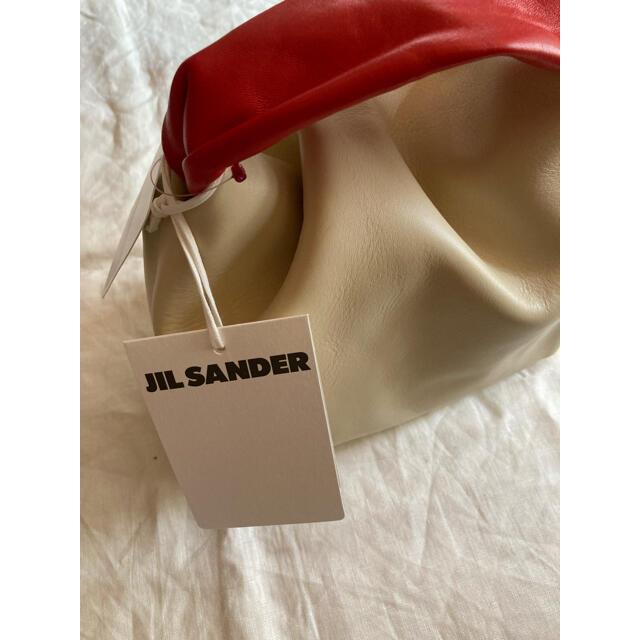 Jil Sander(ジルサンダー)の新品【JIL SANDER ジル サンダー】スモール ハンドバッグ レディースのバッグ(ハンドバッグ)の商品写真