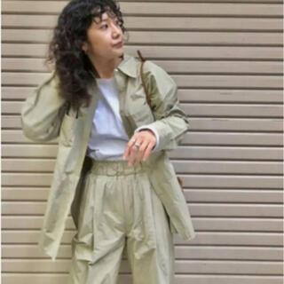 トゥデイフル(TODAYFUL)のトゥデイフル Taffeta Pocket Shirts(シャツ/ブラウス(長袖/七分))