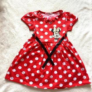 Disney - ミニーワンピース