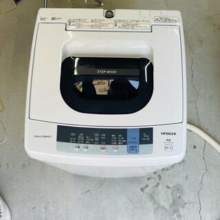 日立 - HITACHI全自動洗濯機 2019年製