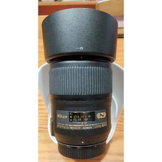 ニコン AF-S Micro NIKKOR 60mm f2.8G  マクロレンズ