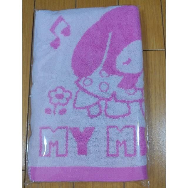 マイメロディ(マイメロディ)のマイメロディ ジャガードタオル 1枚 エンタメ/ホビーのおもちゃ/ぬいぐるみ(キャラクターグッズ)の商品写真