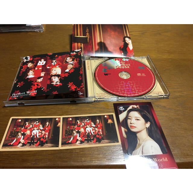 Waste(twice)(ウェストトゥワイス)のTWICE エンタメ/ホビーのCD(K-POP/アジア)の商品写真