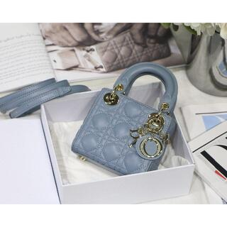 Christian Dior - Lady Dior レディディオール mini バッグ