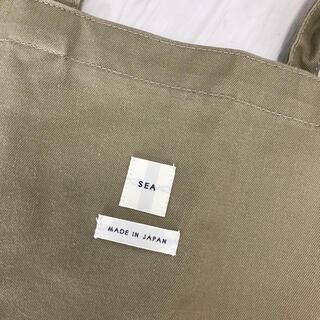 SEA - 未使用 SEA 非売品トートバッグ
