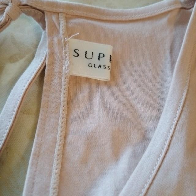 Supreme(シュプリーム)の⑨グラスハート トップス レディースのトップス(タンクトップ)の商品写真