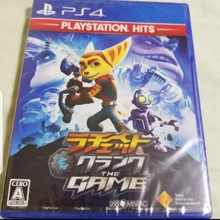 PlayStation4 - ラチェット&クランク THE GAME(PlayStation Hits)PS4