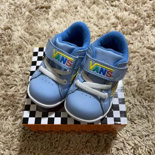 ヴァンズ(VANS)のvans ベビー靴(スニーカー)