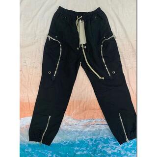 RICK OWENS BAUHAUS CARGO TROUSERS pants