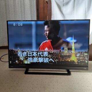 東芝 - 2019年製 東芝40V型フルハイビジョン液晶テレビ 有線LAN 40S21