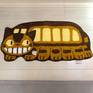 ジブリ - 新品 となりのトトロ ねこバスマット