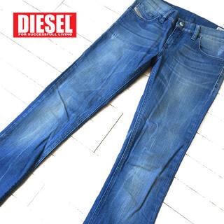 ディーゼル(DIESEL)のDIESEL W25L32 ディーゼル スリムストレート/スキニー LIVY(デニム/ジーンズ)