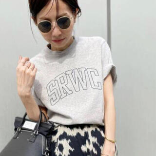 L'Appartement DEUXIEME CLASSE - 【SPORTY&RICH/スポーティアンドリッチ】PRINCETON T-SH