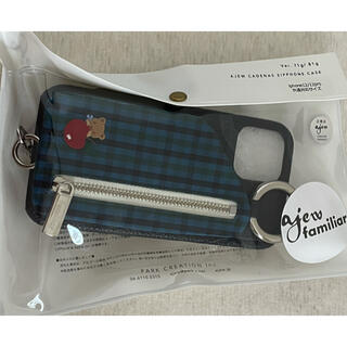 ファミリア(familiar)のファミリア エジュー iPhoneケース iPhone12, 12pro(iPhoneケース)