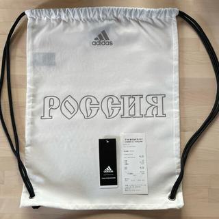 adidas - gosha rubchinskiy adidas ジムサック White
