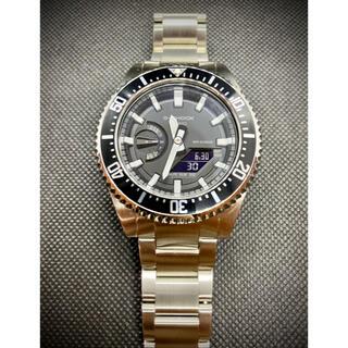 ジーショック(G-SHOCK)のG-SHOCK GA2100 カシオーク カシマスター カスタムシルバーブラック(腕時計(アナログ))