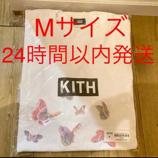 【新品未使用!】Mサイズ KITH  バタフライ Tシャツ