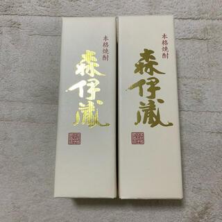 森伊蔵 金ラベル 720ml 2本(焼酎)