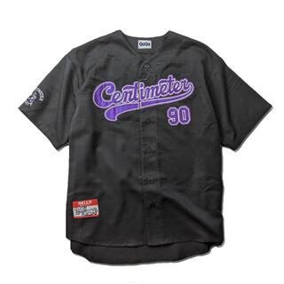 NIKE - 9090 × centimeter Baseball Shirts