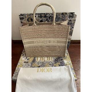ディオール(Dior)のDIOR BOOK TOTE バッグ(トートバッグ)