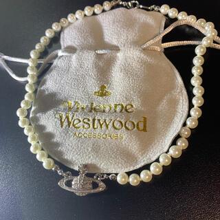Vivienne Westwood - 【新品】viviennewestwood パールネックレス