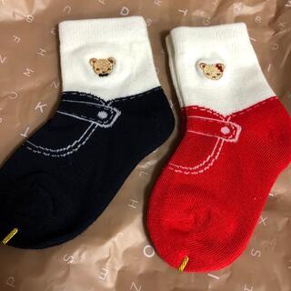 familiar - ファミリア 靴下
