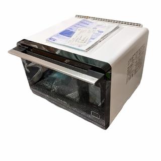 SHARP - シャープ ヘルシオ  ウォーターオーブン AX-AW600-W ホワイト