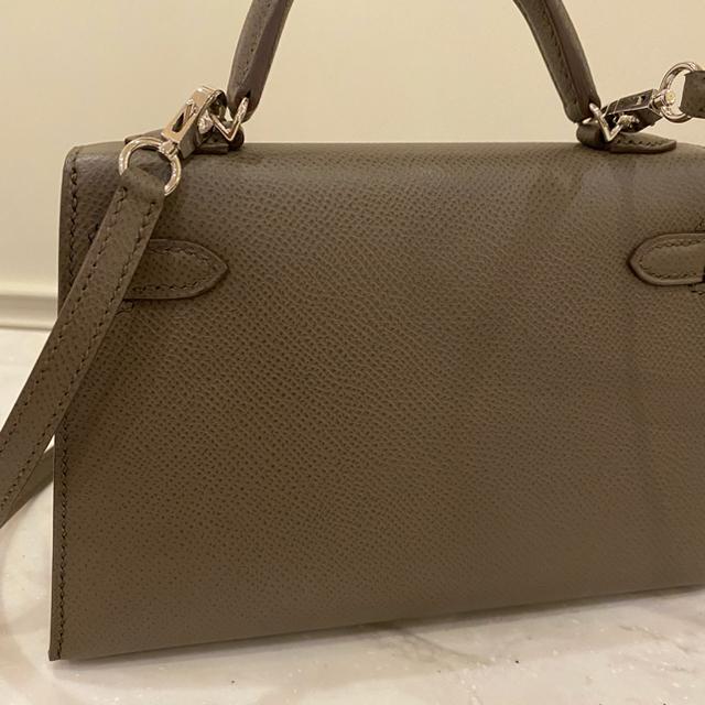 Hermes(エルメス)の専用 M HERMES ケリーミニ2  レディースのバッグ(ショルダーバッグ)の商品写真