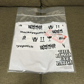 新品未使用 BLACK EYE PATCH × Awich Tシャツ XL