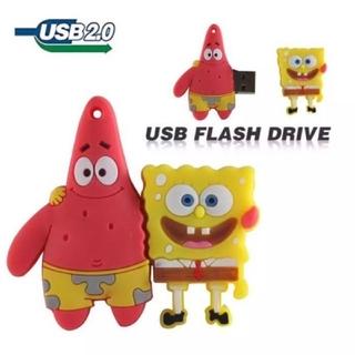 メモリスティック USB  32G スポンジボブ パトリック 可愛い パソコン