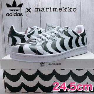 adidas - 【新品】Marimekko × ADIDAS スタンスミス W 24.5cm