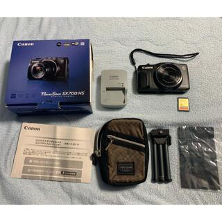キヤノン(Canon)の【うっちー様専用】Canon Power Shot SX700 HS(コンパクトデジタルカメラ)
