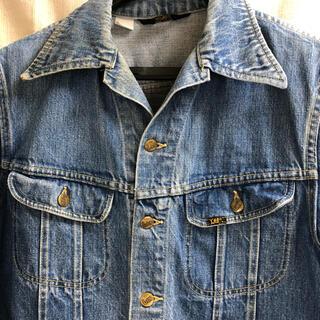 リー(Lee)のLEE リー デニムジャケット 70年代 希少モデル アメリカ製(Gジャン/デニムジャケット)
