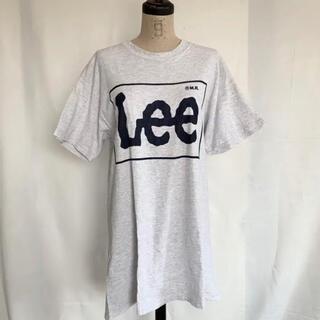 リー(Lee)のLEE 90s USA製 ロゴTEE(Tシャツ/カットソー(半袖/袖なし))