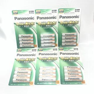 パナソニック(Panasonic)のパナソニック エボルタ(バッテリー/充電器)