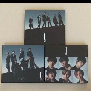 Johnny's - SixTONES 1ST 音色盤 原石盤 通常盤 3形態 初回限定CD+DVD
