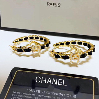 CHANEL - Chanel ピアスシヤネル
