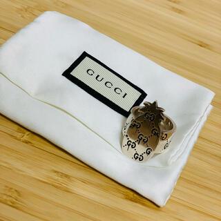 Gucci - GUCCI リング メンズ
