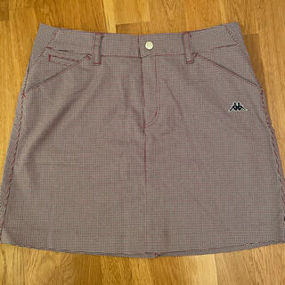 Kappa - 新品未使用 kappa ゴルフ スカート