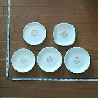ヤマザキセイパン(山崎製パン)のヤマザキ春のパン祭り皿 [未使用]15枚セット ☆ おまけ3点付き(食器)