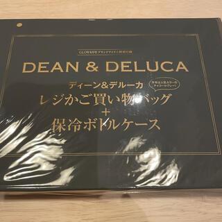 DEAN & DELUCA - グロウ8月号付録 DEAN&DELUCA レジかご買い物バッグ+保冷ボトルケース