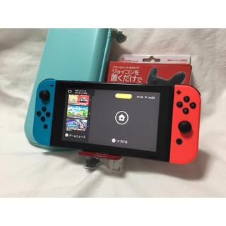 Nintendo Switch - Nintendo Switch ニンテンドースイッチ 本体 旧型 任天堂 ネオン