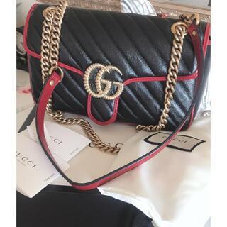 Gucci - グッチ GGマーモントショルダーバッグ