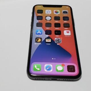 iPhone - SIMフリー iPhone X 256GB ジャンク