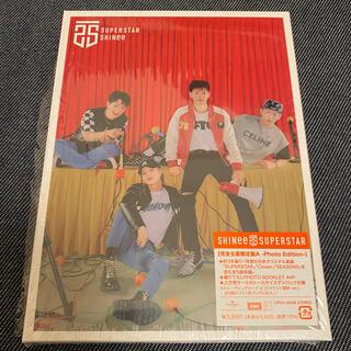 SHINee - SHINee ミニアルバム『SUPERSTAR』完全生産限定盤A
