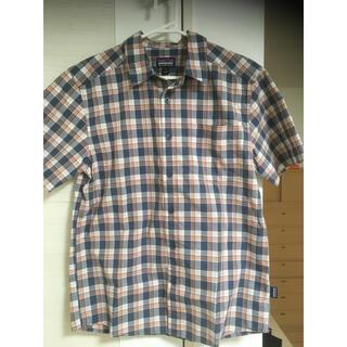 パタゴニア(patagonia)の値段交渉可能新品未使用パタゴニアチェックシャツサイズS(シャツ)