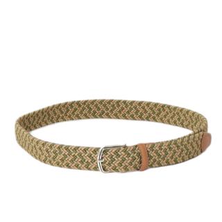 ナノユニバース(nano・universe)の【新品】OFFICINA BELTS 別注 エラスティックメッシュベルト(ベルト)