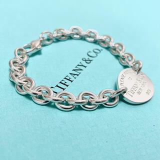 ティファニー(Tiffany & Co.)のTiffany & Co. リターントゥティファニー オーバルタグ ブレスレット(ブレスレット)