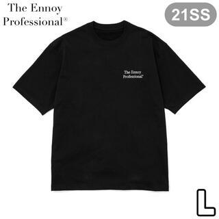 1LDK SELECT - 新品未開封 ENNOY Professional Tシャツ ブラック Lサイズ