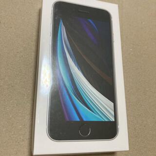 iPhone SE 第2世代 (SE2) ホワイト 64 GB SIMフリー